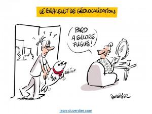 Jean Duverdier Géolocalisation